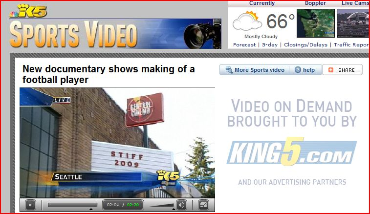 King 5 STIFF Central Cinema