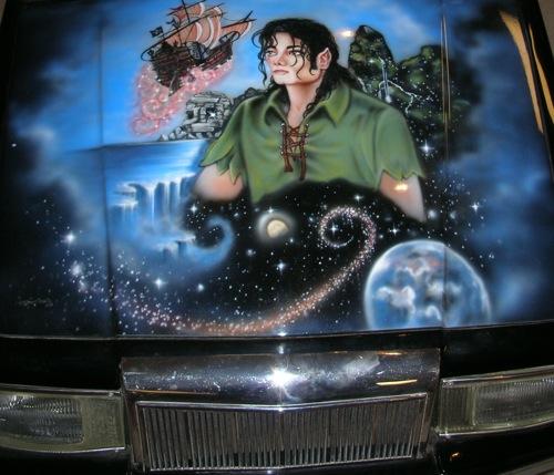 Michael Jackson Limo Hood - Lindy West, The Stranger